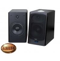 2 Casse Audio HiFi Stereo 120 W 2 Vie Trevi AVX 590 BT Bluetooth Fibra Ottica
