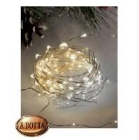 200 LED Luci Natale da ESTERNO Controller 8 Giochi Bicolor Luce CALDA e FREDDA