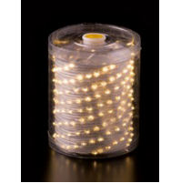 200 Luci LED di Natale da ESTERNO a batteria con timer 8 Giochi - Luce CALDA