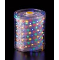 200 Luci LED di Natale da ESTERNO a batteria con timer 8 Giochi Luce MULTICOLOR