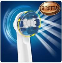 3 Testine di Ricambio Oral-B Precision Clean EB20-3 - Braun