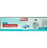 6 Pastiglie per pulizia lavatrice Miele Clean Technology Igiene Lavatrice