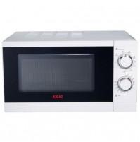 AKAI AKMW200 Forno Microonde con grill Bianco 20 Litri 700 W 5 Potenze