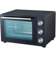 Akai AKFE340SN Forno Fornetto Elettrico 34 Litri 1500 Watt Nero 230 °C e Timer