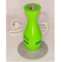 Alphi CB/804 Ciabatta Elettrica Presa Multipla da Scrivania Multipresa Shuko USB