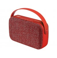 Altoparlante Amplificato SOUNDBAG Radio e Bluetooth USB SD TREVI XR 85 BT Rosso