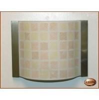 Applique Aureliano Toso DECO' small 1x75 Watt G9 Ambra - Lampada da Parete -