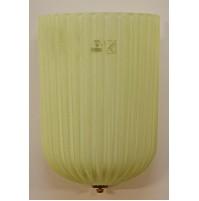 Applique Barovier&Toso Perla  H32 cm L22 cm P13,5 cm 1xE27 - 60 Watt - Da parete