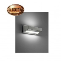 Applique Jian ARTEMIDE 1x18 Watt PL-C/4P Fluorescente - Lampada da Parete -