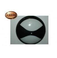 Applique Pantarei300 ARTEMIDE 1x26W G24 Luce da Esterno - Lampada da Parete Nera