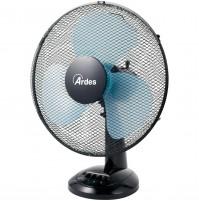 Ardes AR5EA40 Easy Ventilatore da Tavolo con 3 Pale da 40 cm Oscillante 50 Watt