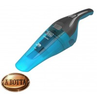 Aspirabriciole Black & Decker WDC215WA Dustbuster 7,2 V Litio Solidi e Liquidi