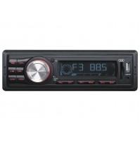 Autoradio FM 1 Din 60 Watt Trevi SCD 5712 Ingresso AUX IN USB Micro SD Senza CD