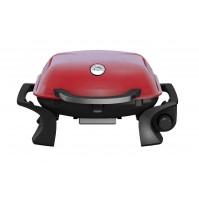 Barbecue Gas Portatile da Esterno QLIMA PG 101 Rosso - Portable