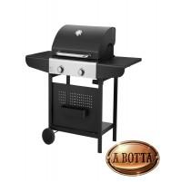Barbecue Grill Cucina da Esterno a Gas QLIMA OKG102 2 Fuochi 6000 Watt - Outdoor