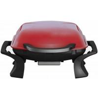 Barbecue Grill Portatile a Carbonella QLIMA PC1015 Rosso - Portable Charcoal