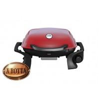 Barbecue Grill Portatile a Gas QLIMA PG101 Rosso 3500 Watt - Portable Gas Grill