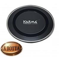 Base di Ricarica Wireless KARMA Italiana QI 77 per Smartphone - Caricabatterie