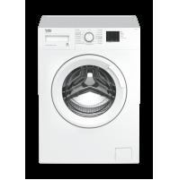 Beko WTX81031W Lavatrice 8 Kg 1000 Giri Bianco Classe A+++ e Partenza Ritardata