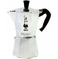 Bialetti Moka Express 0001163 Caffettiera Moka 6 Tazze Caffè Espresso Originale