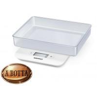 Bilancia Pesa da Cucina Elettronica Digitale Soehnle 65122 Compact Bianco 5 Kg