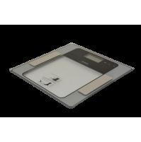 Bilancia Pesapersona Elettronica Digitale CasaCollection Simple LCD Massa Grassa