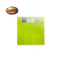 Bilancia Pesapersone Digitale Brandani Mille Cubi Solare Verde 1000 cubi 56858