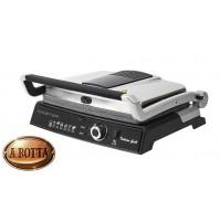 Bistecchiera Elettrica Master BS2400LX 2000 W Piastre Barbecue Pietra Antiadente