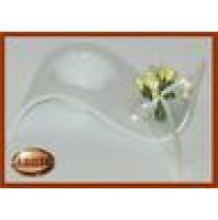 Bomboniera porta uovo in porcellana 10pz - B197900 Matrimonio Battesimo -