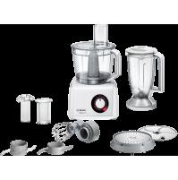 Bosch MC812W501 MultiTalent 8 Robot da Cucina Intelligente XXL 3,9 Litri 1000 W