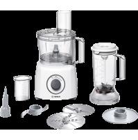 Bosch MCM3200W MultiTalent 3 Robot da Cucina 800 Watt 2,3 L 30 Funzioni NUOVO