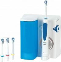 Braun Oral-B MD20 Oxyjet Idropulsore Sistema Orale Pulente Bianco con 4 Beccucci