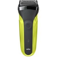 Braun Series 3 300s Rasoio Elettrico Ricaricabile per Barba Uomo NUOVO