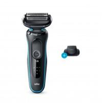 Braun Series 5 50-M1200S Wet&Dry Rasoio Elettrico Ricaricabile per Barba Uomo
