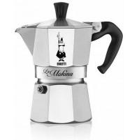 Caffettiera Moka 1/2 Tazza Originale BIALETTI La Mokina 0005791 Caffè Espresso