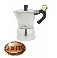 Caffettiera Moka Mirror 3 Tazze in Alluminio TOGNANA Grancucina - Coffee Maker