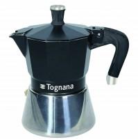 Caffettiera Moka Sphera 6 Tazze in Alluminio TOGNANA - Coffee Maker