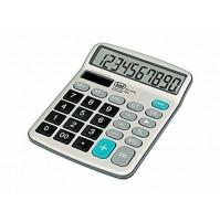 Calcolatrice Elettronica con Tastiera Trevi EC 3770 Grigio BIG DISPLAY 10 Cifre