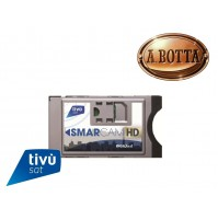 Cam TivùSat HD con Smartcard Inclusa Smar Tivusat HD DIGIQUEST - TV Satellite