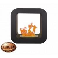 Caminetto da Tavolo a Bioetanolo QLIMA FFB 4242 1260 Watt Decorativo 42x42 cm