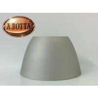 Cappello Linea Light Cupolè Alluminio Vetro Centrifugato D 39 cm NCVE0014