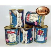 Carta Igienica Spiritosa STIPTEASE WC con Latta - Festa Compleanno Gift Party