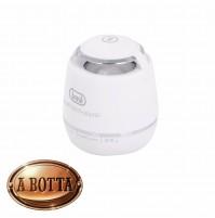 Cassa Audio Amplificata 3 W TREVI XP 71 BT Bianco Mini Speaker Bluetooth e Led