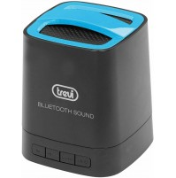 Cassa Audio Amplificata 3 W TREVI XP 72 BT Blu - Mini Speaker Bluetooth Vivavoce