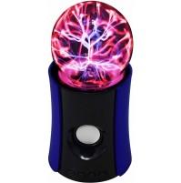 Cassa Audio Amplificata Karma PLS 14 con Sfera di Luce al Plasma  AUX IN MicroSD