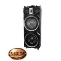 Cassa Audio Speaker 300 WATT Trevi XF 4000 DJ Bluetooth con Mixer e Microfono