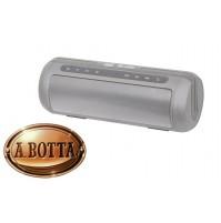 Cassa Audio Speaker Bluetooth 10 Watt Trevi XR Jump XR 130 BT Grigio AUX IN USB