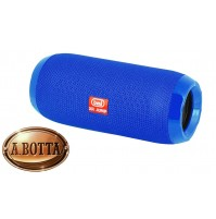 Cassa Audio Speaker Bluetooth 5 Watt Trevi XR 84 Plus Blu + 2 Woofer Passivi