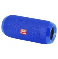 Cassa Audio Speaker Bluetooth 5 Watt Trevi XR 84 Plus Blu con 2 Woofer Passivi