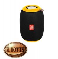 Cassa Audio Speaker Bluetooth 5 Watt Trevi XR 86 BT XR Jump Giallo Funzione TWS